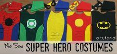 Le creazioni di Marzia - DiventareMamme Speciale Carnevale : i supereroi