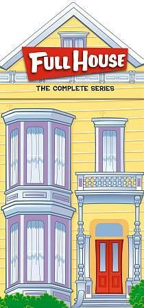New Full House The Complete Series Collection Dvd 2012 32 Disc Set 883929209620 Ebay In 2020 Full House Complete Series Full House Full House Dvd