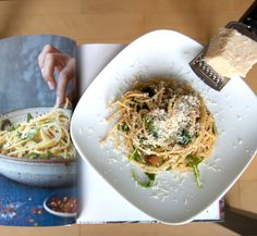 Having a Rough Day? This Spaghetti Cacio e Pepe Solves All of Life's Problems
