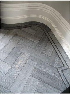 Chevron Parquet Flooring - Luxury At Every Step Timber Flooring, Parquet Flooring, Kitchen Flooring, Laminate Flooring, Floor Design, Tile Design, House Design, Design Design, Floor Patterns