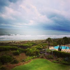 Where golf meets the beach: Kiawah Island, S. Charleston Attractions, Kiawah Island Golf, Isle Of Palms, Vacation Style, Beach Town, Low Country, Charleston Sc, South Carolina, City