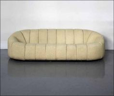 Pierre Paulin, Canapé sofa, 1970s.