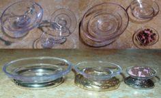 Mini coisas para posteridade: Idéias de coisas que eram lixo e podem se transformar em miniaturas