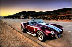 Sweet Ford AC Shelby Cobra