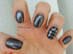 PinNails: Black Shadow & stamping