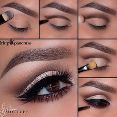 Make-Up for Brown Eyes