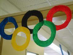 olympic sign at dp Preschool Summer Camp, Preschool Crafts, Preschool Ideas, Teaching Ideas, Kids Olympics, Summer Olympics, Olympic Idea, Olympic Games