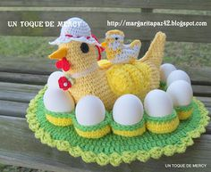 moldes de muñecos en crochet: paso a paso - Buscar con Google Crochet Bear, Crochet Animals, Crochet Hats, Crochet Chicken, Crochet Sunflower, Easter Crochet Patterns, Craft Bags, Vintage Crochet, Beaded Embroidery