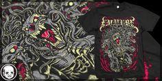 """Emmure:Cerberus"" t-shirt design by Cryface666"