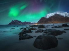 The World's Best Places to See the Northern Lights: Hattivika Lodge, Lofoten Islands, Norway Lofoten, Family Vacation Destinations, Travel Destinations, Places To Travel, Places To See, Surfing Pictures, Venice Travel, Last Minute Travel, See The Northern Lights