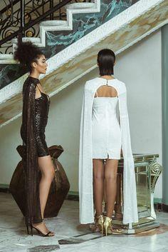 Simple yet contemporary. Get the look (look 03-17)at slay my look. #slaymagazine #theslaynetwork #londonfashion #lafashion #fashion #style #luxuryfashion #Newyorkfashion