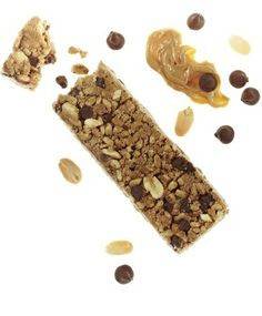 Peanut Butter & Choc Chip Meal bar - helps retain lean muscle #glutenfree #leucine #protein