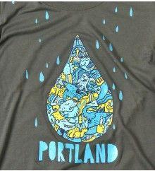 Women's Portland Raindrops