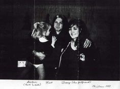 Kurt, Tracy and Kurt's half sister