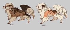 corycat90:Arcanine VariationsCommission Sets Like This