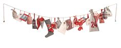 Danish Christmas Advent Calendar