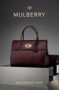 New Arrivals from Mulberry: Croc-embossed leather accessories - designer handbags that start with b, spring purses and handbags, handmade leather handbags handbags Outfit handbags Celebrity handbags Tote handbags Logo handbags Brown handbags Reversible Burberry Handbags, Prada Handbags, Handbags On Sale, Fashion Handbags, Tote Handbags, Purses And Handbags, Fashion Bags, Leather Handbags, Leather Bag