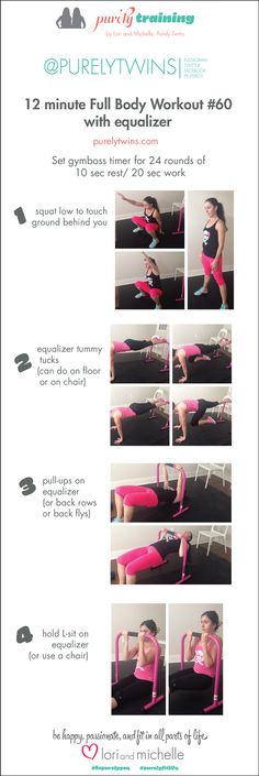 how to feel girlie strong - 12 minute full body workout. #Pregnancy safe. #homeworkouts