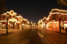 Last picture of the night Live main street