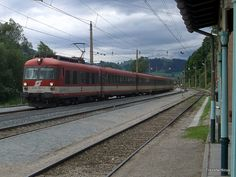 On my way back from Radstadt I took a train of the type ÖBB 4010 the last time. For about 20 years I used to travel with this train all over Austria. Third Rail, Electric Locomotive, One Night Stands, Commercial Vehicle, My Ride, Model Trains, Austria, Transportation, To Go
