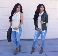 See more ideas about Maternity fashion, Baby bump style and Maternity wear. Cute Maternity Outfits, Fall Maternity, Stylish Maternity, Maternity Fashion, Cute Outfits, Maternity Style, Pregnancy Wardrobe, Pregnancy Outfits, Pretty Pregnant