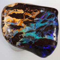 16.45 CTS BOULDER MATRIX SCULPTURE[SEDA20] boulder sculpture opal,opals