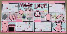 """Made with Love 12""""x12"""" Double Layout"""