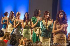 Andres Aquino fashion show final parade spring 2013