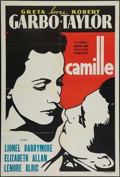 "2/28/14 4:17p MGM ""Camille"" Greta Garbo Robert Taylor Lionel Barrymore Best Actress Oscar Nom 1937"