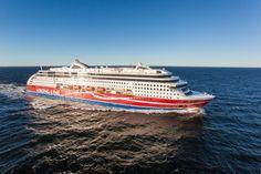 Viking Grace - Itämeren hiljaisin alus. www.vikingline.fi