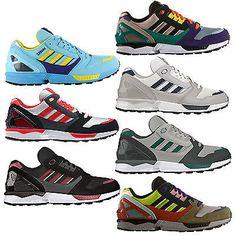 the best attitude da9b1 a88ef Adidas ZX 8000 ZX8000 Herren-Sneaker Laufschuhe Sportschuhe Turnschuhe  Schuhe