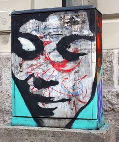 Beogradski grafiti.: TKV / Dorćol #Beograd #Belgrade #Graffiti #Grafiti #StreetArt