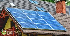 6 Best Solar Panels for Clean Energy Use at Home or While Camping Solar Energy Panels, Solar Panels For Home, Best Solar Panels, Solar Energy System, Solar Roof Tiles, Solar Projects, Solar Panel Installation, Solar House, Solar Panel System