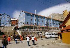 Ex Campamento Minero de Sewell en Rancagua, Declarado Patrimonio de la Humanidad por la Unesco.