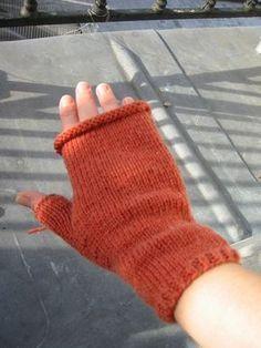 Mitaines avec pouces : explications - NOUCHKA - Tricot et couture / Blog couture et tricot ... du fait main !