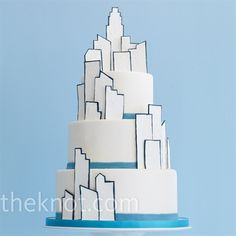 It should be shaped more like Minas Tirith