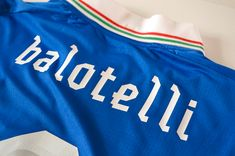GBH x PUMA: gaffer font   italian football federation badge