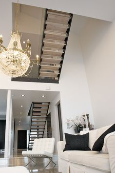 by Grado Design Oy Loft Bed, Decor, Interior Design, Furniture, House, Home, Interior, Built In Storage, Home Decor