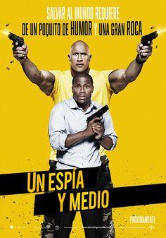 Ver Un espía y medio (2016) Película OnLine