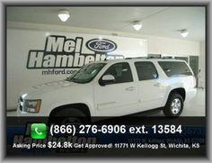2009 Chevrolet Suburban LT 1500 SUV   Front Hip Room: 64.4, Liftgate Window: Flip-Up, Body-Colored Bumpers, Clock: