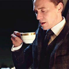 Tom Hiddleston for Jaguar