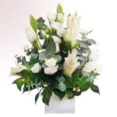 funeral flower arrangements   Sympathy Flower Arrangements Delivery - Funeral Flowers Melbourne ...