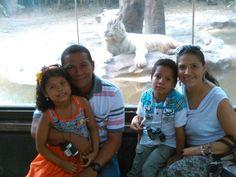 Octubre 2014 En el Zoo