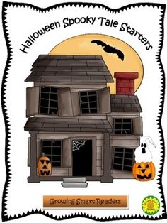 Halloween Spooky Tales Writing: FOR SPOOKY TALE LOVERS!Make narrative writing fun and S-P-OO-K-Y!  How many kids love to read and write Halloween stories? Most kids love to read scary stories - as long as they're not too scary! Here's a chance for them to write their own with a little scaffolding.