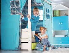 Fun ideas for decorating small bedroom