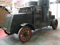 In 1919 the British Army found itself short of armoured cars when many were needed quickly to police various trouble spots around the world. Army Vehicles, Armored Vehicles, Armored Car, Military Ranks, Military History, Irish Republican Army, History Online, Antique Cars, Automobile