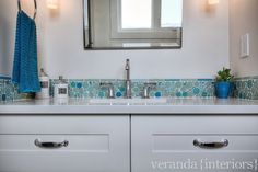 I�ve Got the Monday Blues with 10 Dazzling Blue Bathrooms