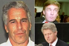 The sex slave scandal that exposed pedophile billionaire Jeffrey Epstein Recent News Articles, Clinton Foundation, Prince Andrew, American Presidents, Former President, Billionaire, Scandal, Donald Trump, How To Become