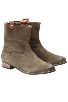 NOE  Boots Nubuck    En daim