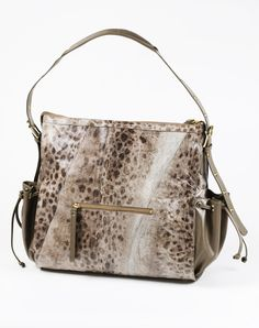 #handbag made of fish leather (wolffish) | Design by Huld